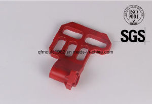 White Color Plastic Injection Tooling Car Accessories Parts (ISO) pictures & photos