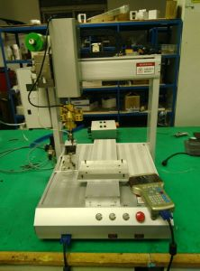 Fully Automatic Soldering Machine