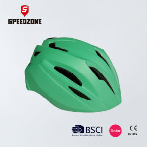 Speedzone Adult Micro Bicycle Helmet with 12 Air Vents pictures & photos