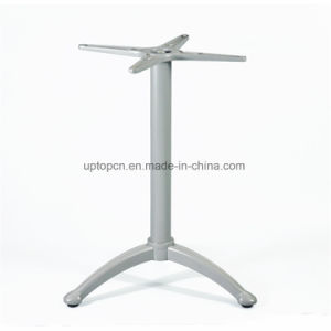 Custom Made Aluminum Dining Table Base for Restaurant (SP-ATL253) pictures & photos