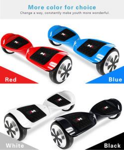 500W Motor Children Two Wheel Electric Scooter 6.5 Inch Hoverboard