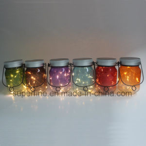 Christmas LED Solar Firefly Lights with Twinkling pictures & photos