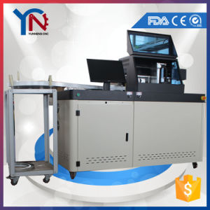 Auto Channel Letter Bending Machine Both for Aluminum Stainless Steel pictures & photos