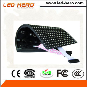 Fast Installation with Magnets P6.67mm Flexible Indoor LED Display
