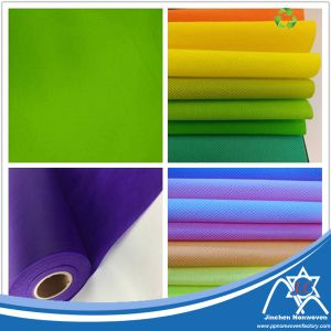 Colored PP Spunbond Nonwoven Fabric for Shopping Bag