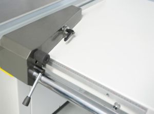 High Precision Wood Working Sliding Table Panel Saw pictures & photos