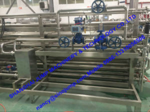 Rated Capacity Fruit Sterilizer/SUS 304 Post- Pasteurizer for Food Machine pictures & photos