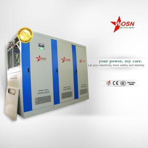 800kVA Three Phase Automatic Compensation Voltage Stabilizer / Regulator