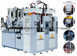 TPR/TPU/PVC Outsole Injection Molding Machine (HM-118-2) pictures & photos