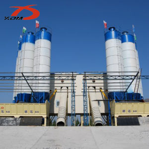 Stationary Concrete Batching Plant---Hzs150