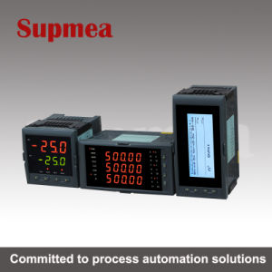 LCD Multifunctional Volt/Ampmeter Frequency Power Digital Panel Meter