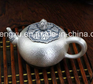 Chinese Popular Silver Using & Artwork Drinking Tea-Pot SX-S2-908