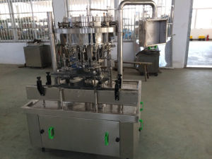 Small Carbonated Drink Filling Machine for Bottle pictures & photos