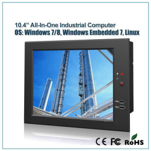"10.4"" X86 Industrial Panel Computer with 3G GPS WiFi pictures & photos"