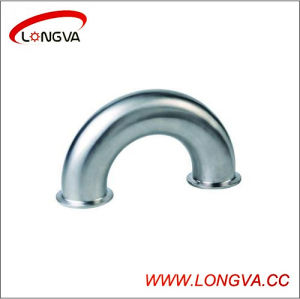 180 Degree Sanitary Stainless Steel Clamped Elbow pictures & photos