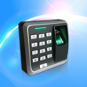 Standalone Fingerprint ID125kHz Card Access Control Reader (F01) pictures & photos
