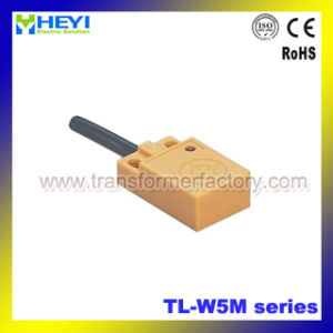 (TL-W5M series) Square Type Inductive Proximity Switch with CE pictures & photos