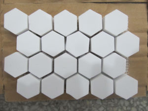 Wear Resistant Alumina Ceramic Lining Piece Hexagonal Tile pictures & photos