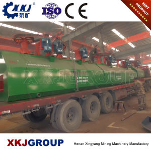 Supply High Recovery Copper Ore Flotation Concentrate Machine
