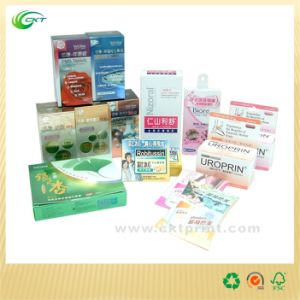 Custom Colorful Package Box for Retails Products (CKT-CB-74)