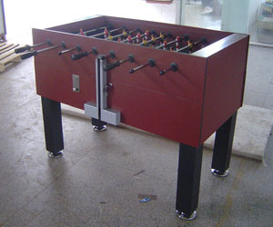 New Style Coin Operated Foosball Table (HM-S60-077) pictures & photos