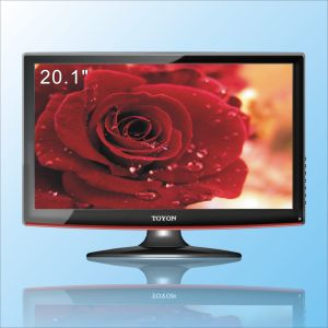 20 Inch LCD Computer Monitor with CE/RoHS Approved (ST200W)