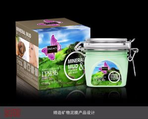 300g Mineral Mud Nourishment & Shrink Pores Clear Nourishing pictures & photos