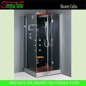 Hot New Design Aqua Glass Steam Shower