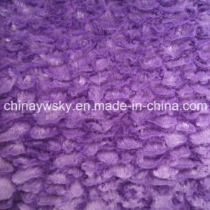 Beatiful Design PV Fleece for Fashion Garment pictures & photos