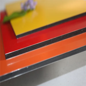 Guangzhou Building Material Cladding Wall Aluminum Composite Panel pictures & photos