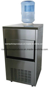 35kgs Self Feed Ice Cube Maker for Commercial Use