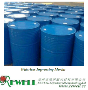 Anhydrous Injection Mortar for Furnace Lining