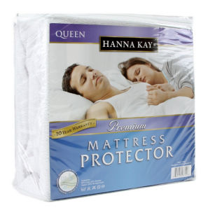 Saferest Premium Breathable Hypoallergenic Waterproof Mattress Protector pictures & photos