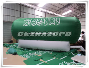 Customized Type Inflated Billboard with Logo Printings