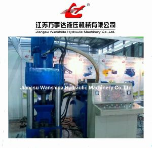 Sponge Iron Fines Briquetting Machine