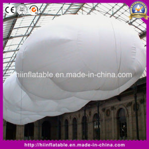 Custom Inflatable Lighting Cloud/Inflatable LED Cloud/Inflatable Hang Cloud for Event