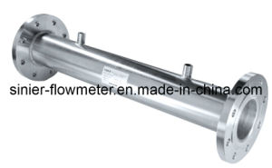 Wedge-Shaped Flow Meter for Liquid, Gas, Steam, Differential Pressure Flowmeter pictures & photos