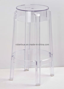 Hot Selling Plastic Ghost Transparent High Bar pictures & photos