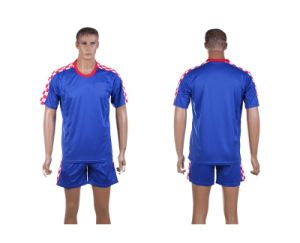 Croatia′s National Soccer Team Jersey in The 2014 World Cup