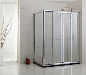 Framed Rectangular Sliding Shower Enclosure  (YTZ-004)