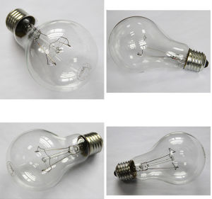 Chinese Manufacturer A55 E27/B22 Base General Lamp pictures & photos