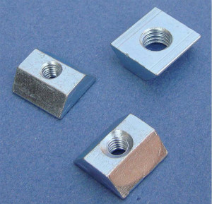Slide-in T Nuts Flat for 40s/45s pictures & photos
