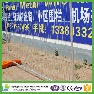 2.1*2.4m As4687-2007 HDG Construction Site Temp Fencing