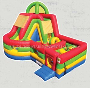 Inflatable Obstacle Course Free Shipping (B5022) pictures & photos