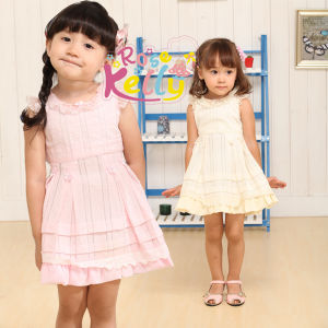 aa1929a78 China 2 Years Old Baby Girl Dress / Baby Garment / Kids Clothing ...