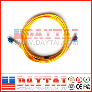 Sm Duplex Fiber Optic Patch Cord LC/Upc pictures & photos