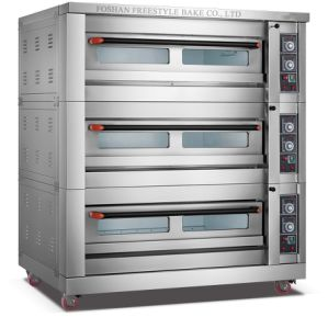 Electric Deck Oven (RM-312D)