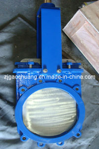 Cast Iron Knife Gate Valve (Bi-directional)