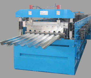 Corrugated Metal Deck Cold Roll Forming Machine