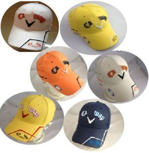 Brand Water Proof Golf Hat with Ball Marker pictures & photos